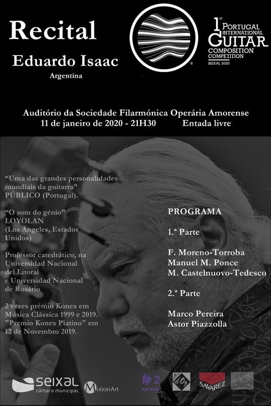 Eduardo Isaac 11/01/2020