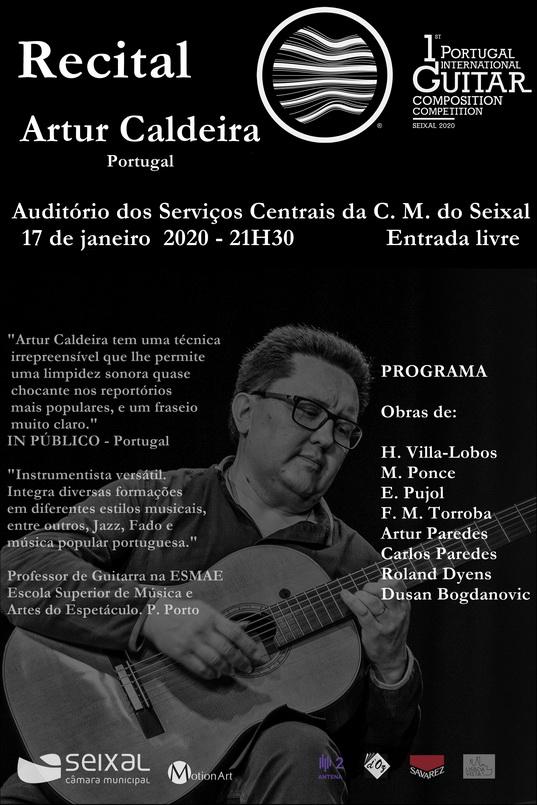 Artur Caldeira 17/01/2020