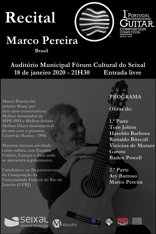 Marco Pereira 18/01/2020